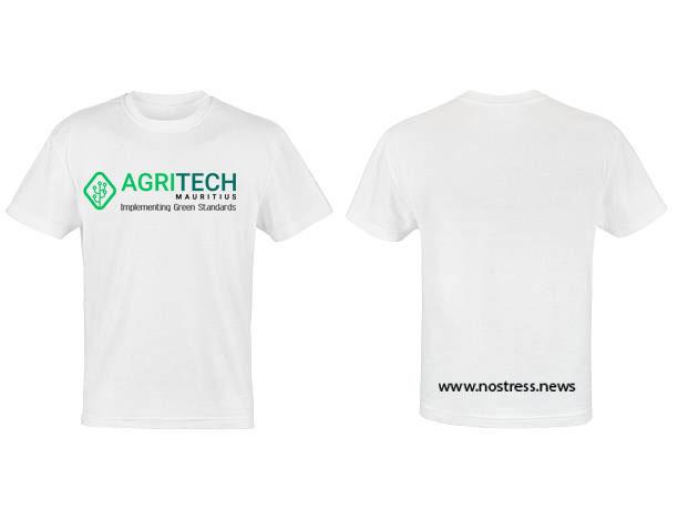 Agritech Mauritius Tshirt